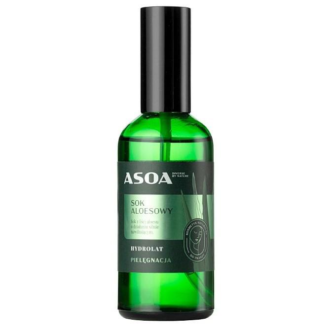 Asoa - Hydrolat Sok Aloesowy