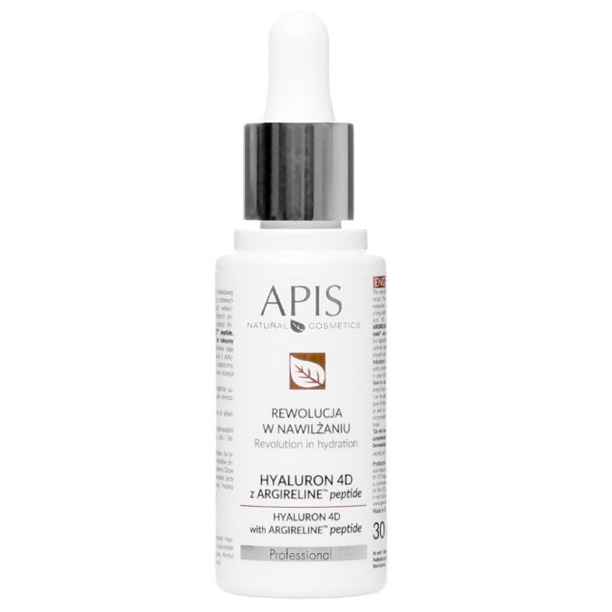 Apis - Hyaluron 4D Z Argireline TM Peptide