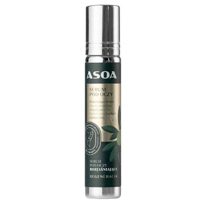 Asoa - Anti-Age Koenzym Q10 - Serum pod Oczy