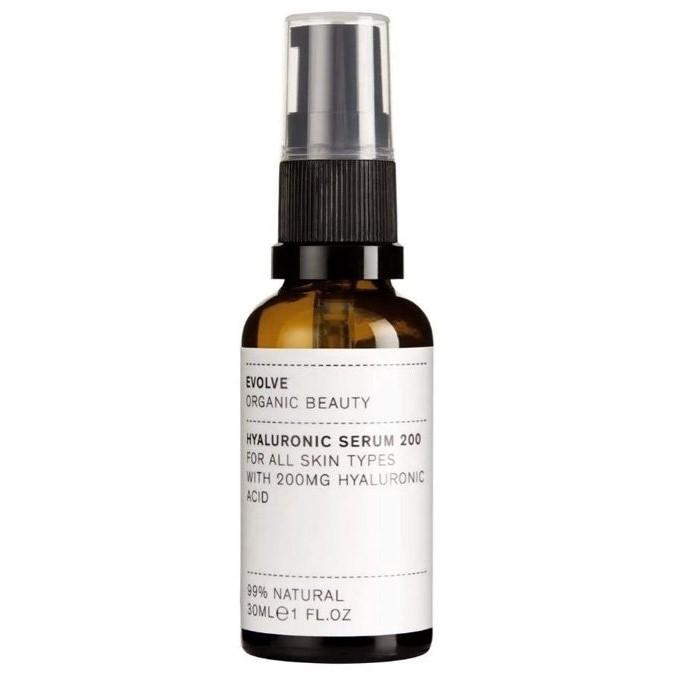 Evolve Organic Beauty - Hyaluronic Serum 200 - Nawilżające Serum z Kwasem Hialuronowym