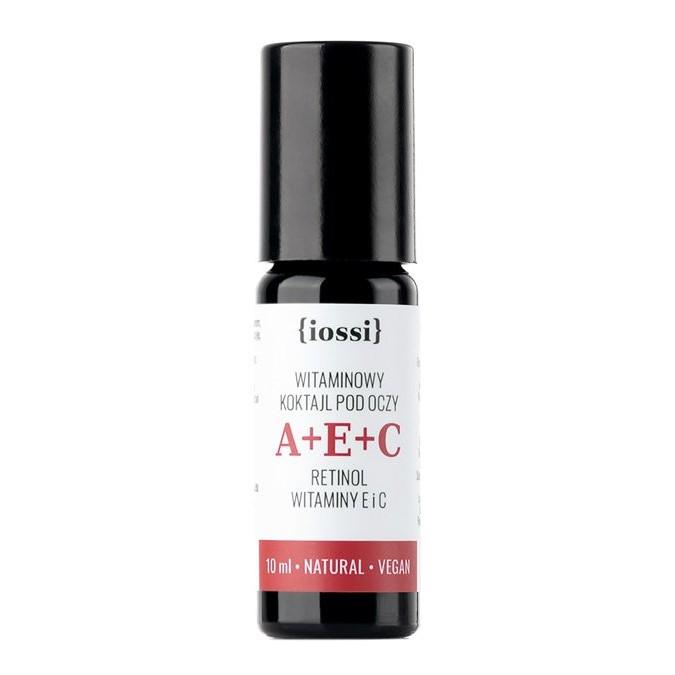 Iossi - A+E+C Witaminowy Koktajl pod Oczy - Witaminy A, E i C