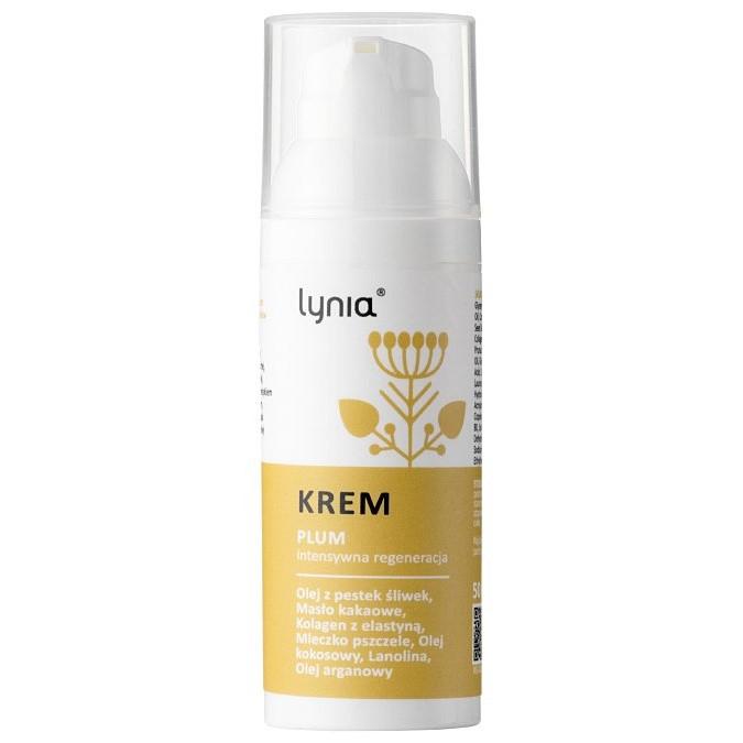 Lynia - Plum - Krem do Twarzy Intensywna Regeneracja