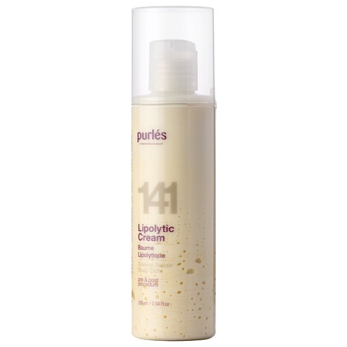 Purles - 141 Lipolytic Cream - Lipolityczny Krem do Ciała