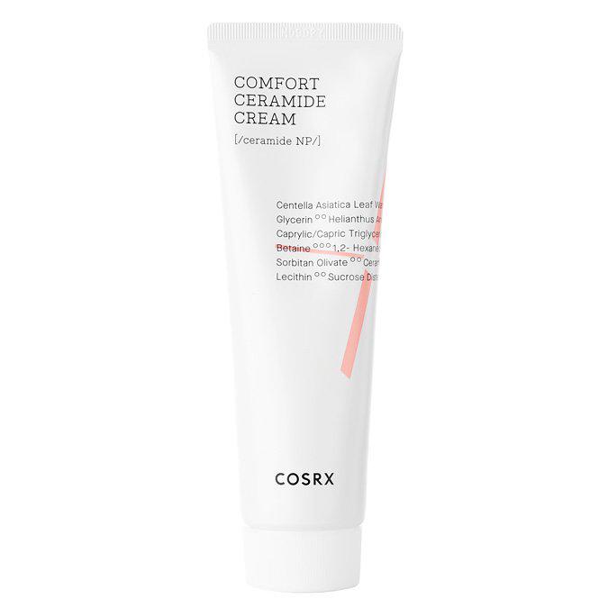 COSRX - Balancium Comfort Ceramide Cream - Kojący Krem z Ceramidami