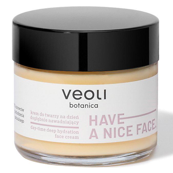 Veoli Botanica - Have a Nice Face - Krem do Twarzy na Dzień Dogłębnie Nawadniający
