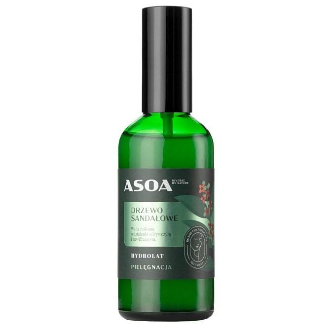 Asoa - Hydrolat Drzewo Sandałowe