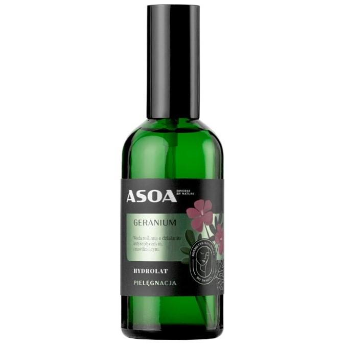Asoa - Hydrolat Geranium