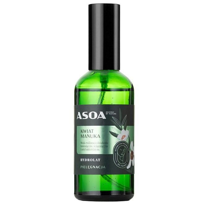 Asoa - Hydrolat z Kwiatu Manuka
