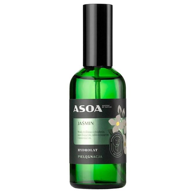 Asoa - Hydrolat Jaśminowy