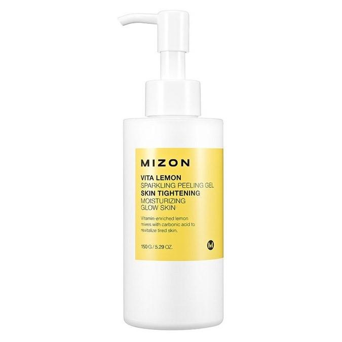 Mizon - Vita Lemon Sparkling Peeling Gel