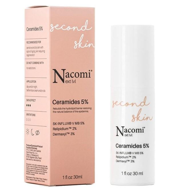 Nacomi - Next Level - Serum z Ceramidami 5%
