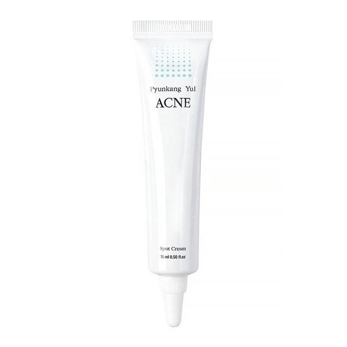 Pyunkang Yul - ACNE Spot Cream - Krem Antybakteryjny dla Skóry Trądzikowej