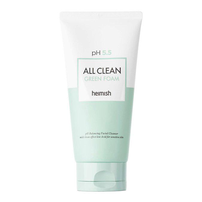 Heimish - All Clean Green Foam - Delikatna Pianka Oczyszczająca