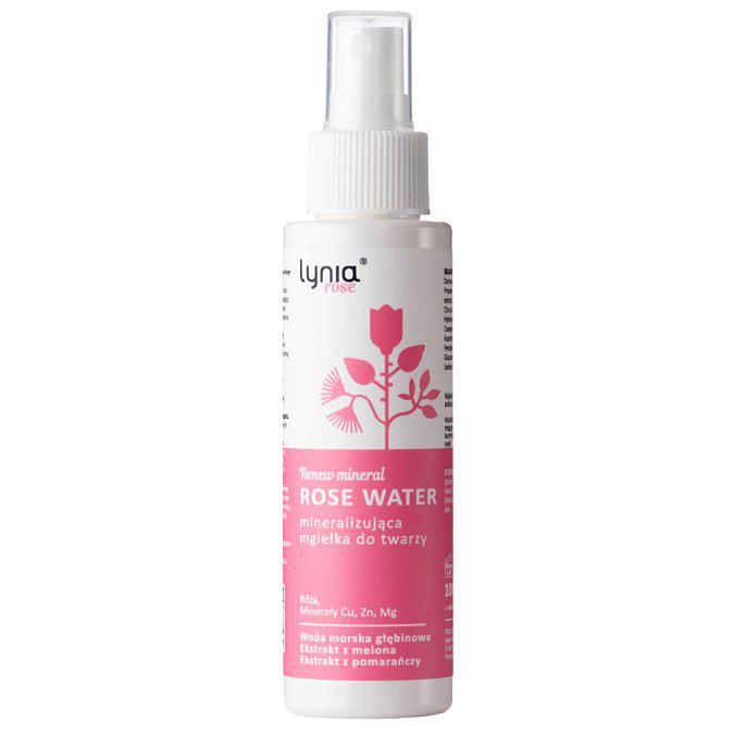Lynia - Renew Mineral Water - Mgiełka Różana