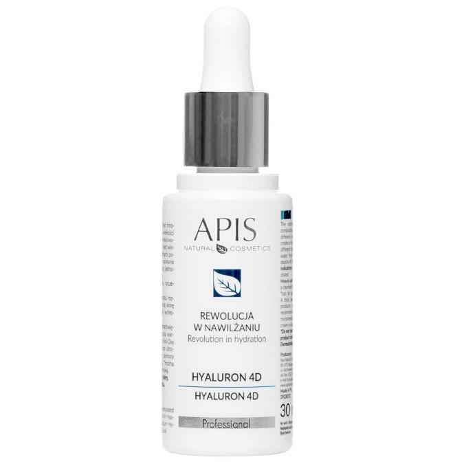 Apis - Professional - Hyaluron 4D - Serum Nawilżające z Kwasem Hialuronowym