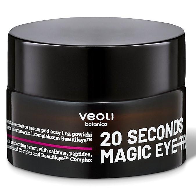 Veoli Botanica - 20 Seconds Magic Eye Treatment - Liftingująco-Naprawcze Serum pod Oczy i na Powieki