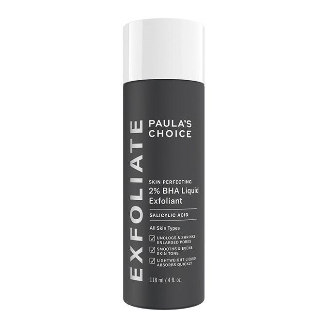 Paula's Choice - Skin Perfecting - 2% BHA Liquid Exfoliant - Płyn Złuszczający z 2% Kwasem Salicylowym