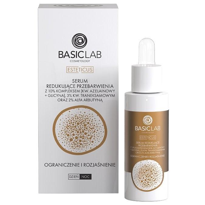 Basiclab - Cosmetology Esteticus - Ograniczenie i Rozjaśnienie - Serum Redukujące Przebarwienia