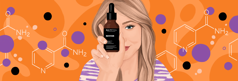Niacynamid w kosmetyce - jak działa i jakie są jego właściwości?