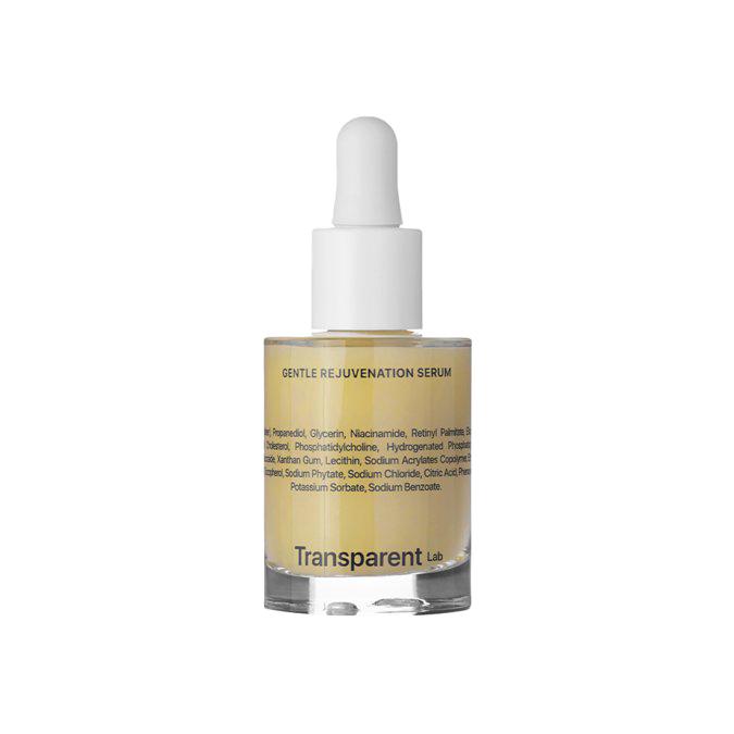 Transparent Lab - Gentle Rejuvination Serum - Serum Odmładzające i Redukujące Zmarszczki