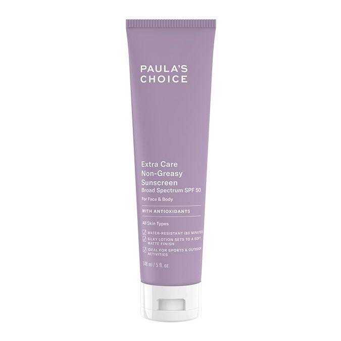Paula's Choice - Extra Care Non-Greasy Suncreen SPF 50