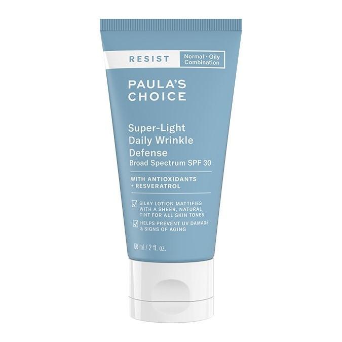 Paula's Choice - Resist - Super-Light Daily Wrinkle Defense SPF 30