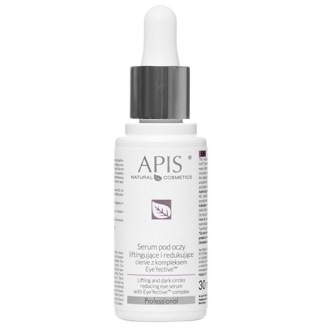 Apis - Home TerApis - Serum pod Oczy Liftingujące i Redukujące Cienie z Kompleksem Eye'fective™