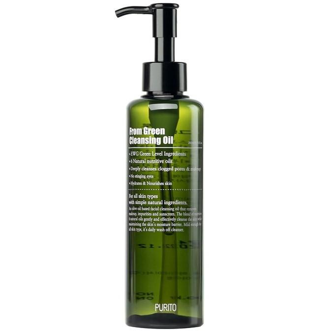 Purito - From Green Cleansing Oil - Olejek Oczyszczający