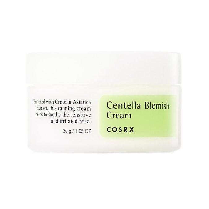 COSRX - Centella Blemish Cream - Krem Łagodzący do Skóry Problematycznej