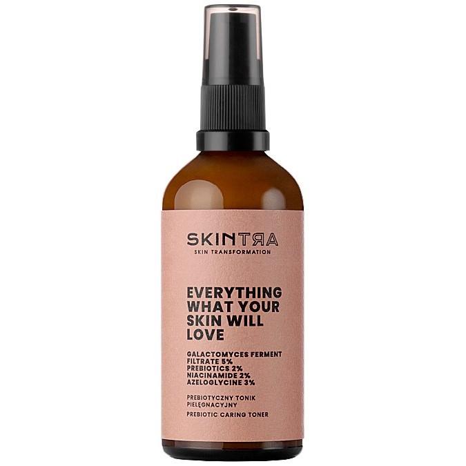 SkinTra - Everything What Your Skin Will Love - Prebiotyczny Tonik Pielęgnacyjny