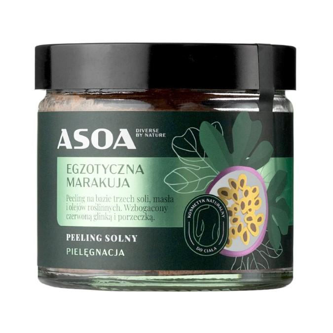 Asoa - Peeling - Egzotyczna Marakuja