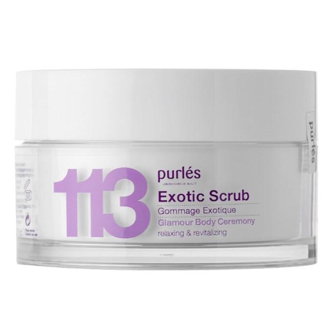 Purles - 113 - Exotic Scrub - Egzotyczny Peeling Solny