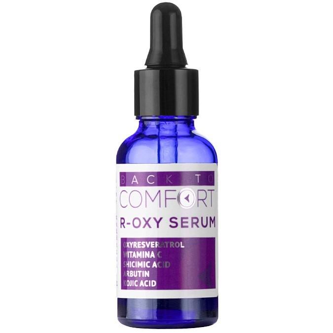 BackToComfort - R-Oxy Serum - Rozjaśniające Serum Przeciwstarzeniowe