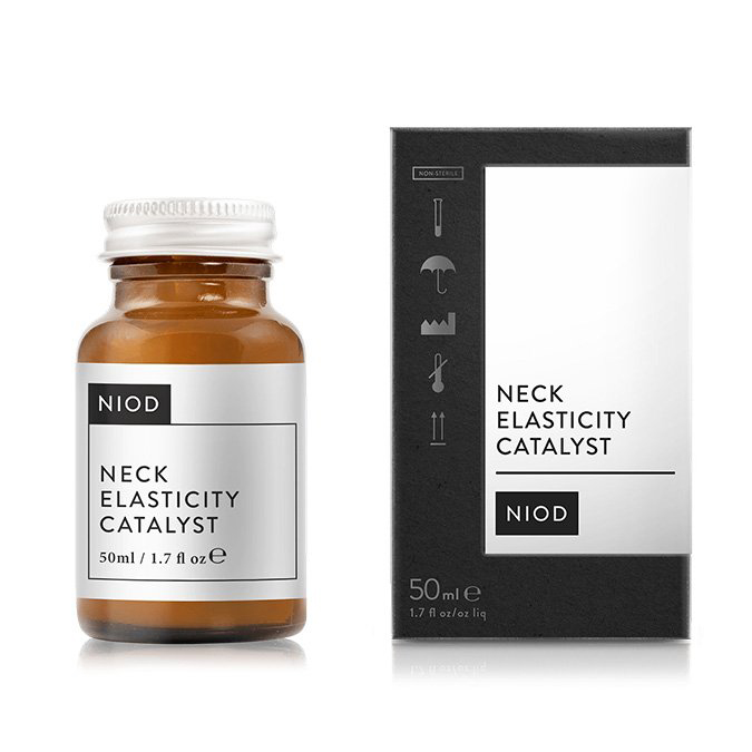 NIOD - Neck Elasticity Catalyst - Serum Poprawiające Elastyczność Skóry Szyi