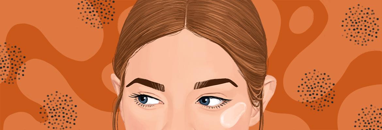 Składniki kosmetyczne - przenikanie przez skórę
