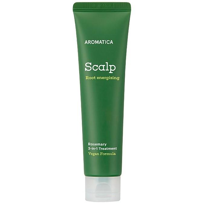 Aromatica - Rosemary Scalp 3-in-1 Treatment - Rozmarynowa Odżywka do Włosów