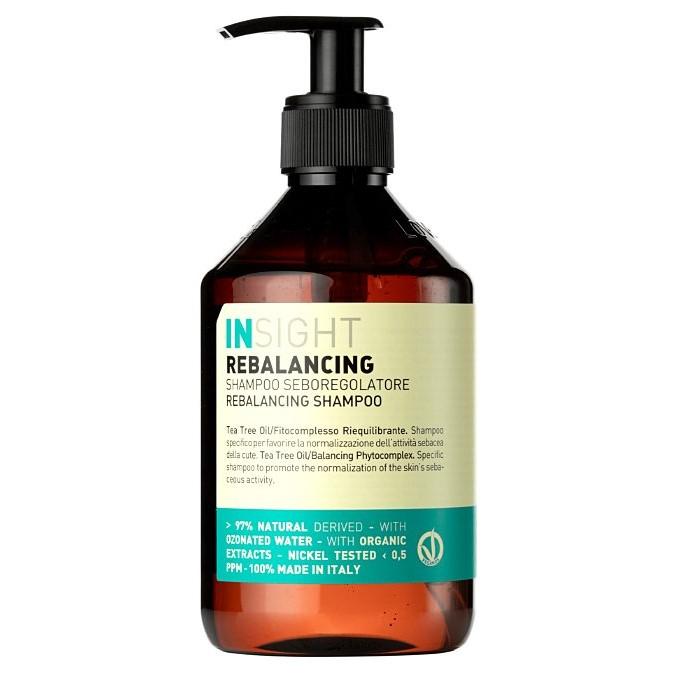 Insight - Rebalancing - Sebum Control Shampoo - Szampon do Przetłuszczającej się Skóry Głowy