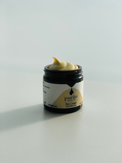 Purite - Dezodorant w Kremie - Sensitive