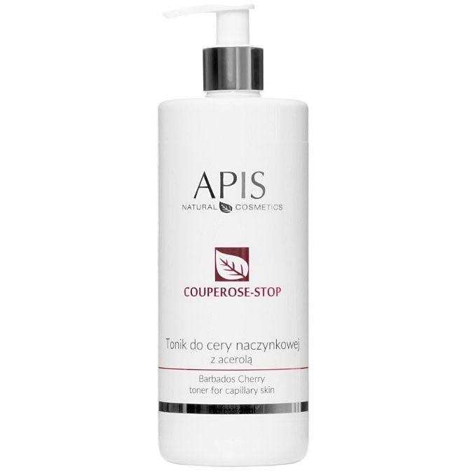 Apis - Professional - Couperose-Stop - Tonik Do Cery Naczynkowej z Acerolą