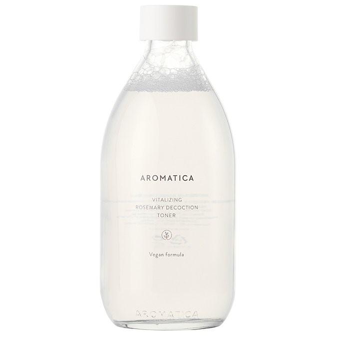 Aromatica - Vitalizing Rosemary Decoction Toner - Rozmarynowy Tonik do Skóry Problemowej
