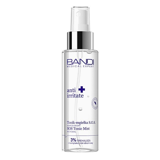 Bandi - Medical Anti Irritate - Tonik-Mgiełka S.O.S. Mikrobiomowy