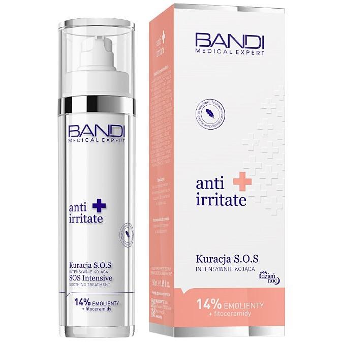 Bandi - Medical Expert - Anti Irritate - Kuracja S.O.S. Intensywnie Kojąca