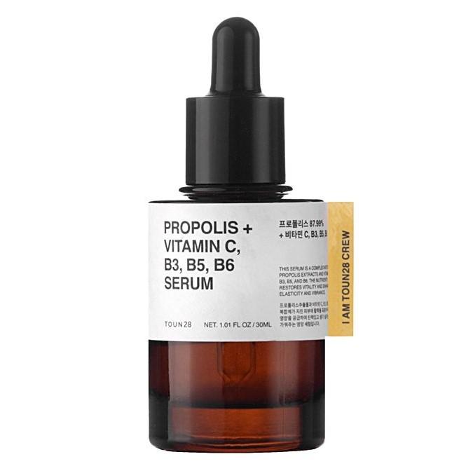 Toun28 - Propolis + Vitamin C, B3, B5, B6 - Serum Witaminowe