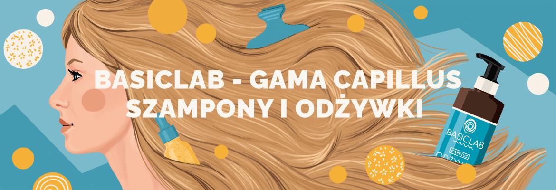 Włosowa gama Capillus od BasicLab