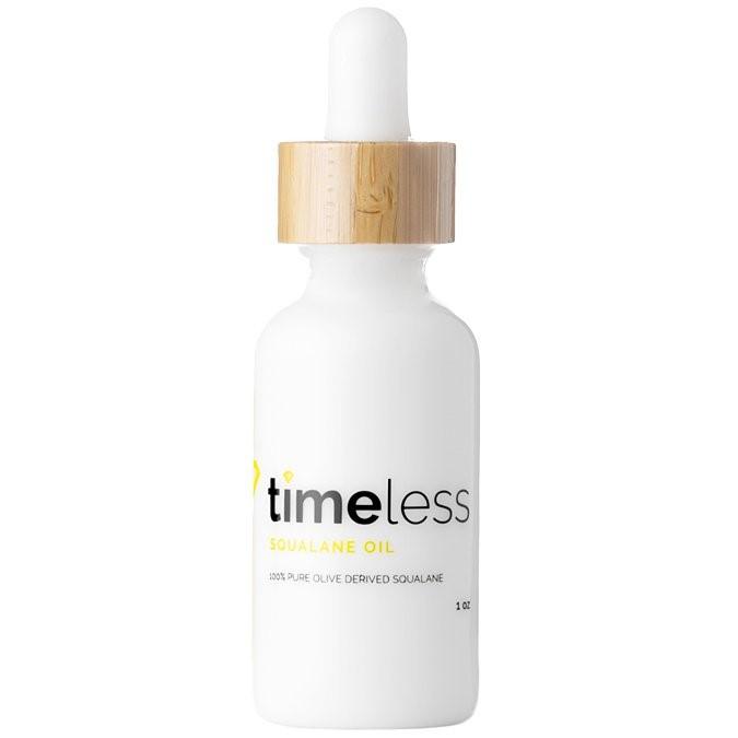 Timeless 100% Pure Olive Derived Squalane Skwalan z Oliwek