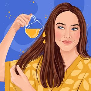 Olejowanie włosów - jak zacząć?