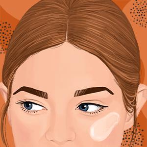 Składniki kosmetyków - przenikanie przez skórę