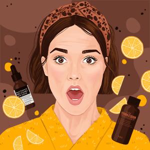 TOP 10 kosmetyków z witaminą C