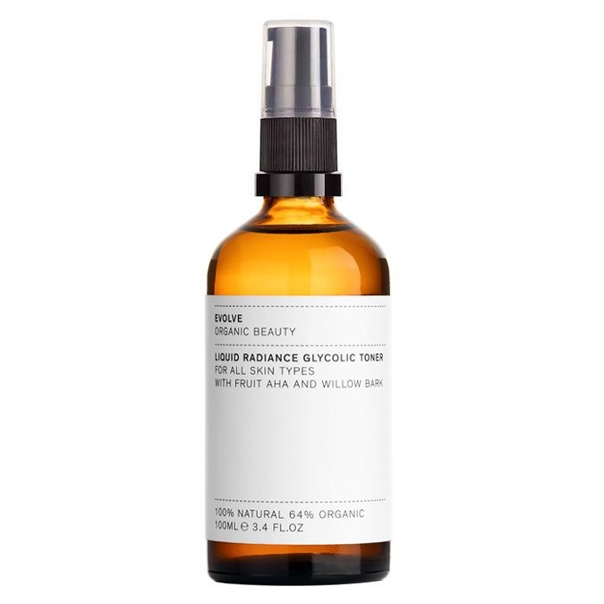 Evolve Organic Beauty - Liquid Radiance Glycolic Toner