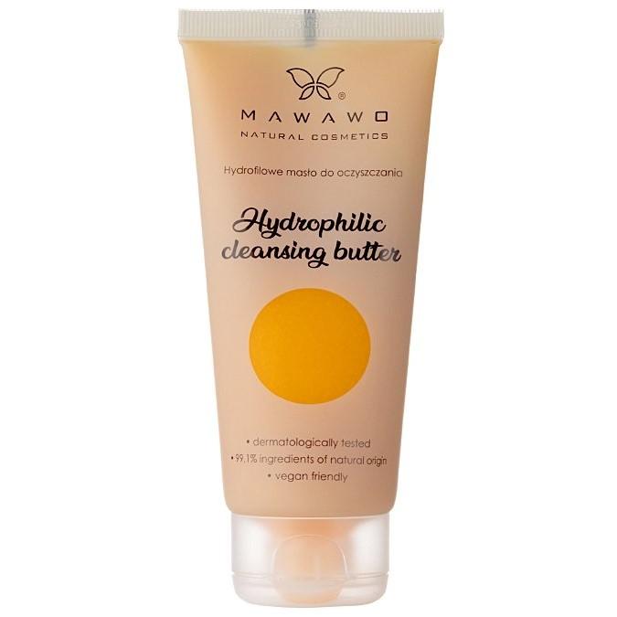 Mawawo Hydrofilowe Masło do Oczyszczania Twarzy
